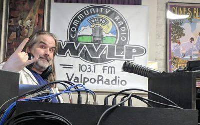 Genre DJ of the Month | Ken Luther the Metal Professor, WVLP Valparaiso