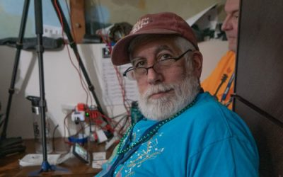 "March Genre DJ of the Month | Bob Weiser, Host of ""The Old Songs' Home,"" WOMR Provincetown"