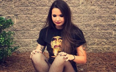 Genre DJ of the Month (Metal)   Erika Bass, WKNC Raleigh