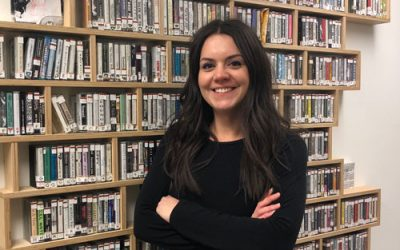 April MD of the Month   Hayley Muir, CJSW 90.9 Calgary