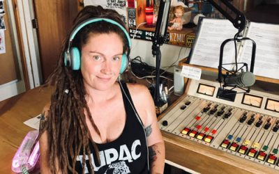 August MD of the Month | Crystal Bunch, KZMU Moab Community Radio