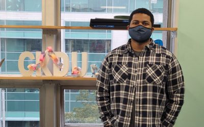 October MD of the Month   Ra'keem Simmonds, CKDU Halifax